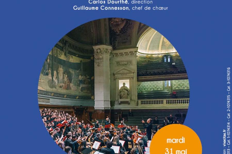 L'Orchestre et Choeur des Universités de Paris aux Invalides