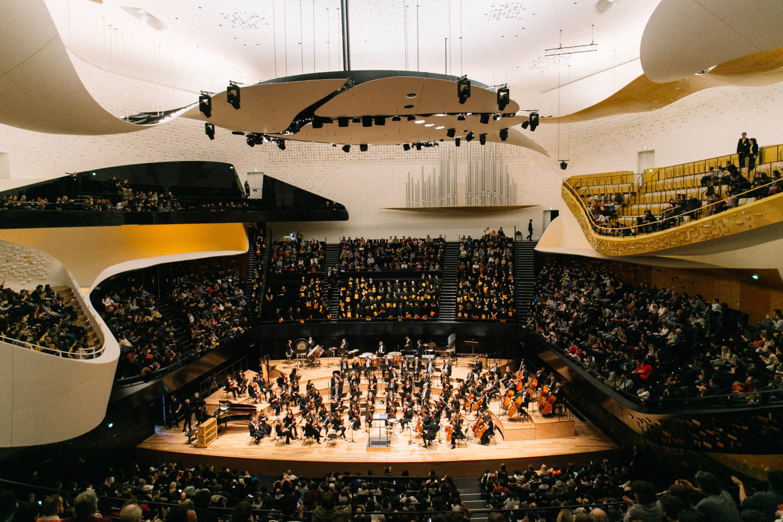 philharmonie berlin concert gratuit