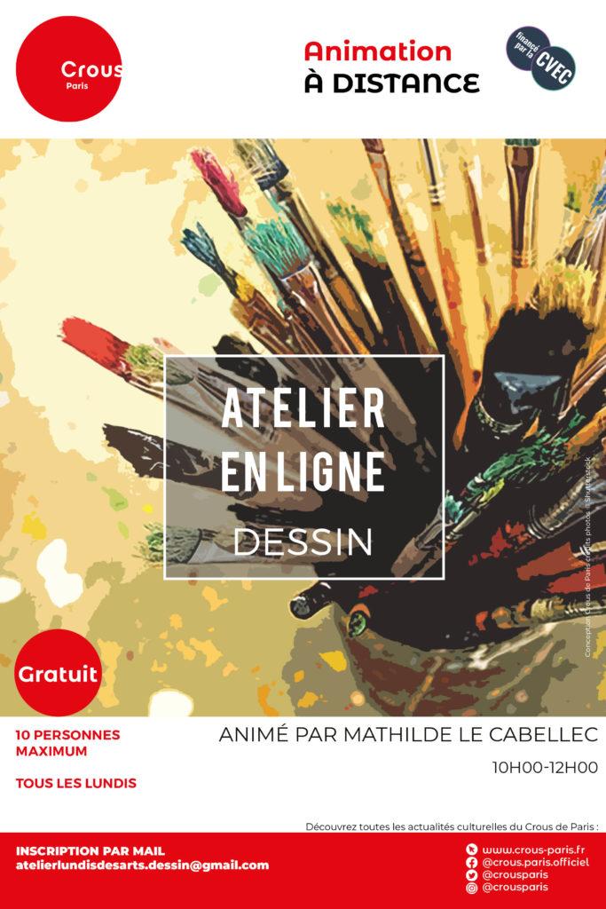 AFFICHE_Atelier_dessin et radio en ligne3