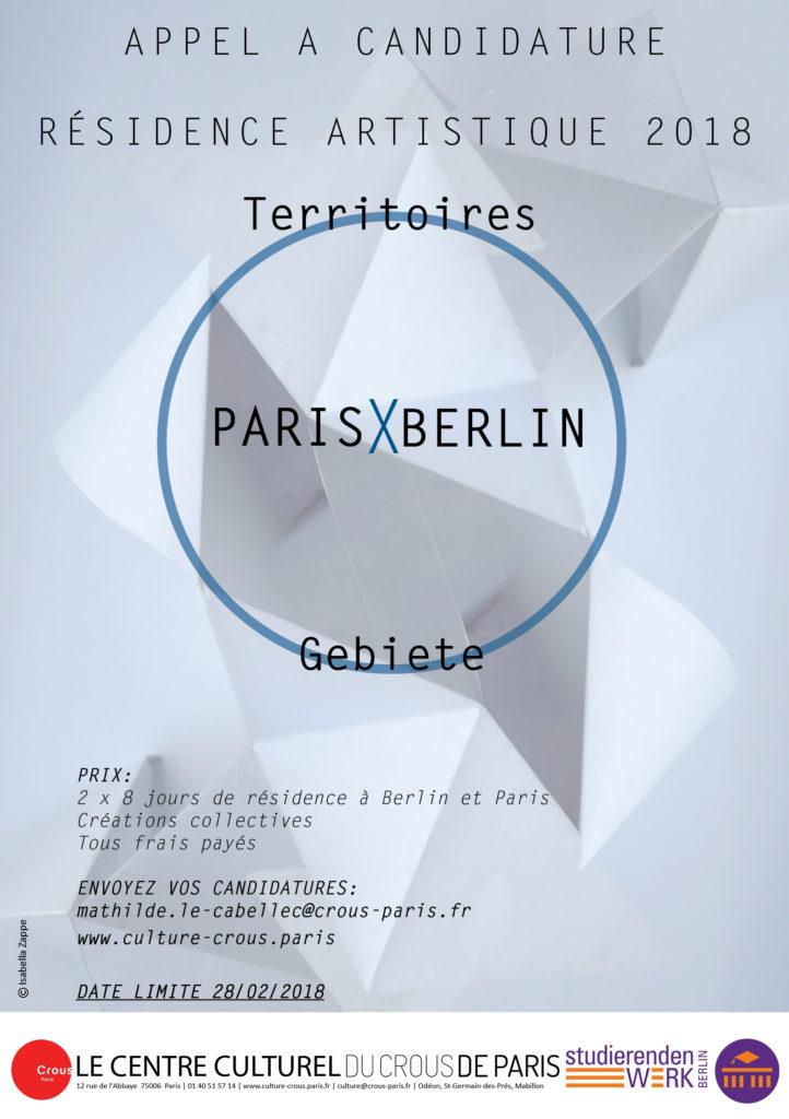 Flyer territoires-ParisXBerlin 2018
