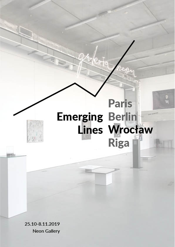 AFFICHE EMERGING LINES WROCLAW 2019