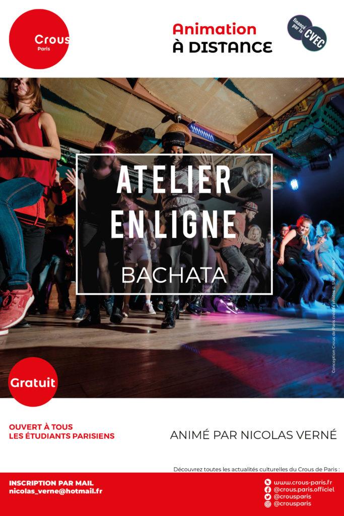 AFFICHE_Atelier_bachata en ligne