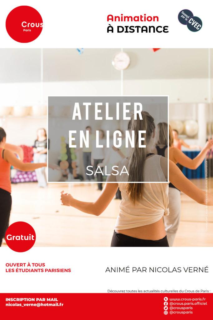 AFFICHE_Atelier_salsa en ligne